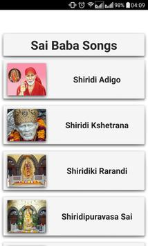Sai Baba Devotional Songs Telugu screenshot 3