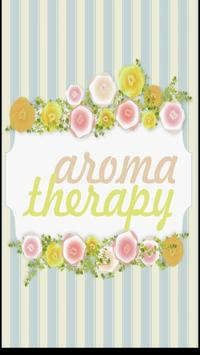 Aromatherapy oils - Guide poster