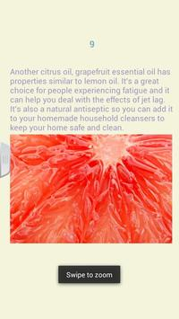 Aromatherapy oils - Guide apk screenshot