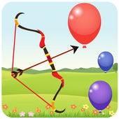 Balloon Shoot Archery icon