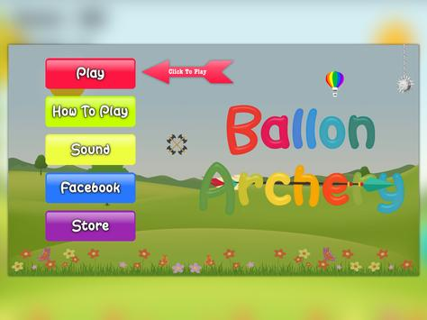 Balloon Shoot Archery screenshot 7