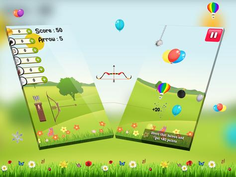Balloon Shoot Archery screenshot 5