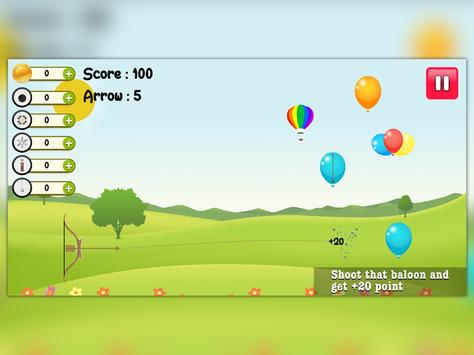 Balloon Shoot Archery screenshot 6