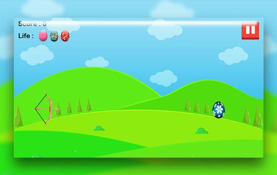 Easter Egg Shoot Archery apk screenshot