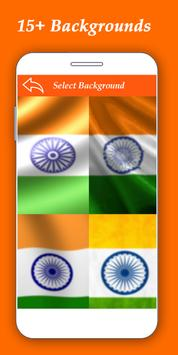 Indian Flag Alphabet Letter/Name Live Wallpaper/DP screenshot 4