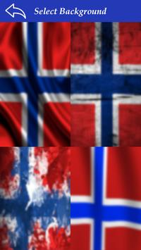 Norway Flag Letter Alphabet & Name screenshot 3