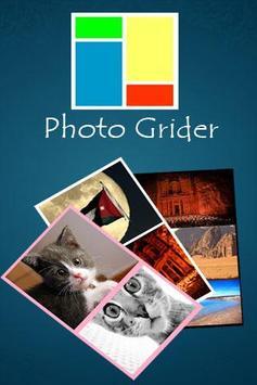 Photo Grider poster