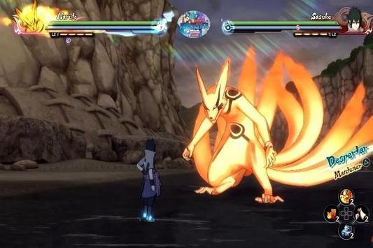 Guide Naruto Ninja Ultmate Strom apk screenshot