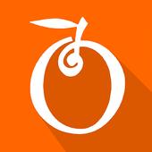 Orange Player icon