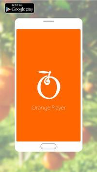 Orange Player poster