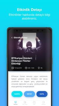 BTK Etkinlik screenshot 1