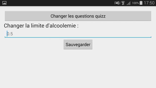 AlcooSafe apk screenshot