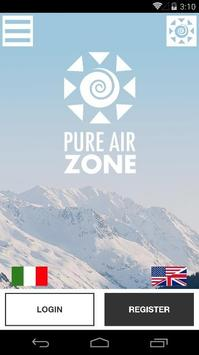 Pure Air Zone poster