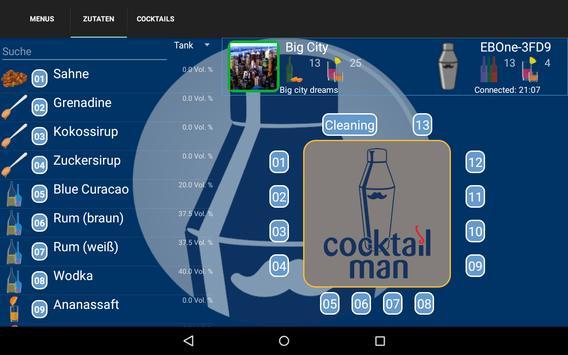 cocktailman app screenshot 2