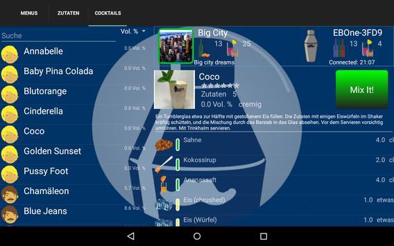 cocktailman app apk screenshot