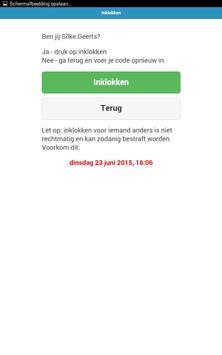 Compo Inklokken screenshot 5