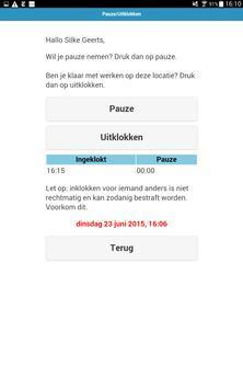 Compo Inklokken screenshot 6