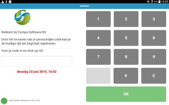 Compo Inklokken screenshot 3
