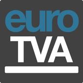 euro TVA icon