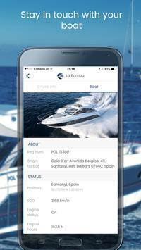 ConnectedBoat screenshot 1