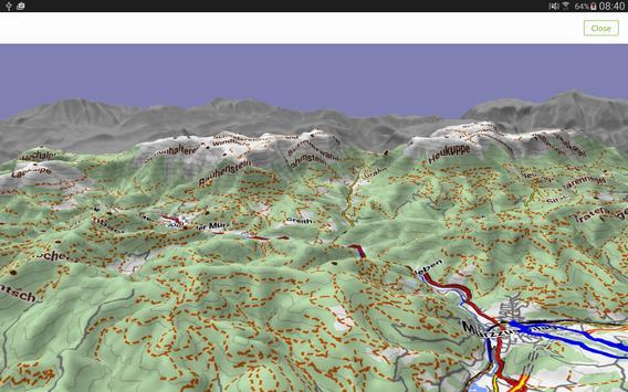 Cartograph Map Viewer apk screenshot