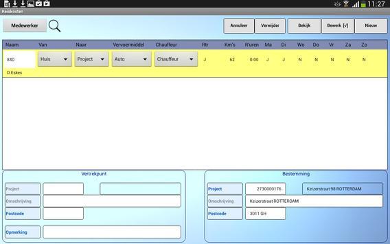 ALERT-Uren32 apk screenshot