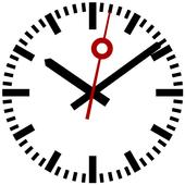 Hoe laat gaat mijn trein? icon