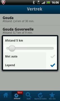 Hoe laat gaat mijn trein? screenshot 2