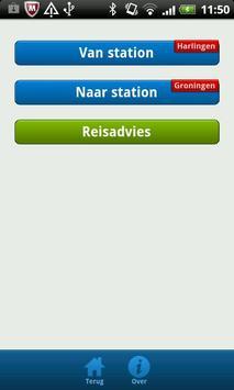 Hoe laat gaat mijn trein? screenshot 7