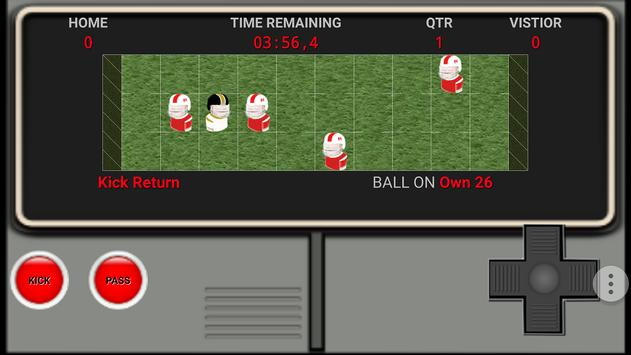 Retro Football screenshot 1