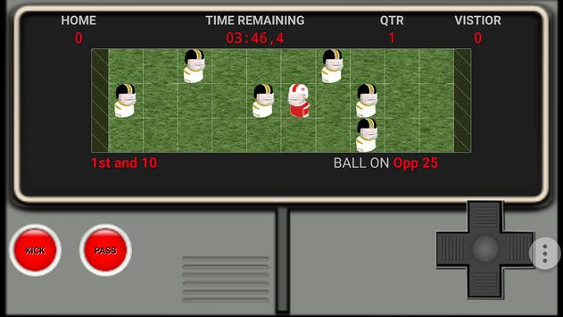 Retro Football screenshot 2