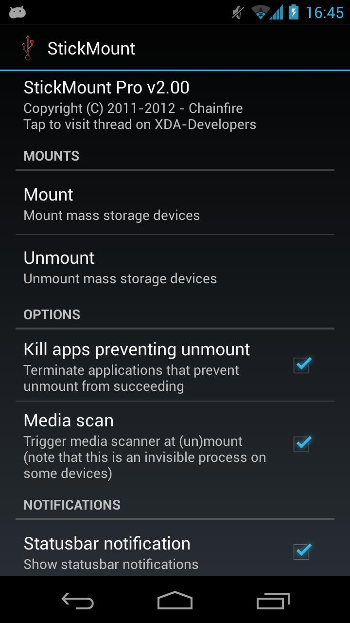root] StickMount for Android - APK Download