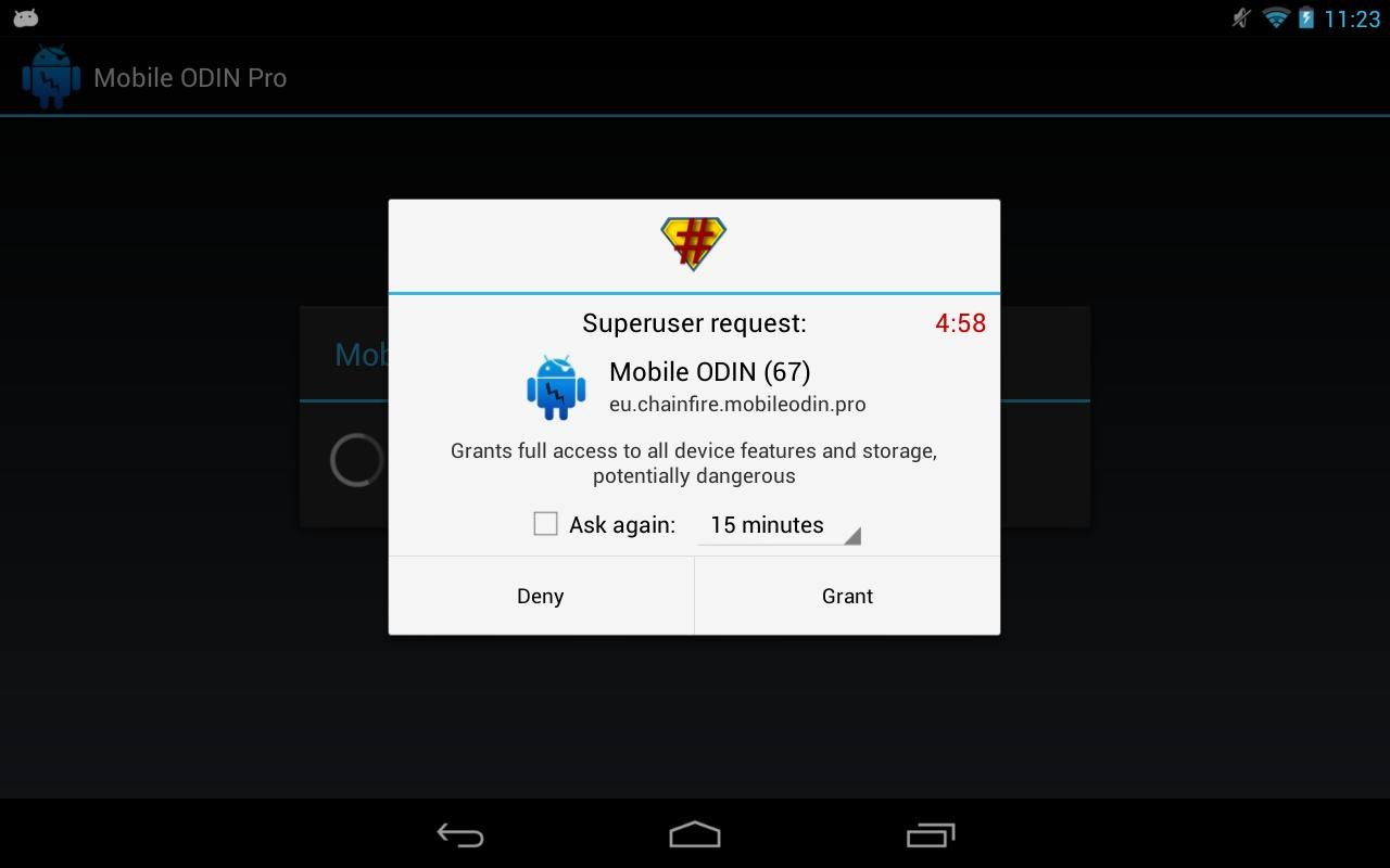 SuperSU for Android - APK Download