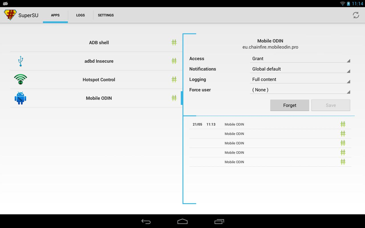 superuser apk for android 4.4 4