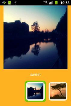 Cloudina Photo Album apk screenshot