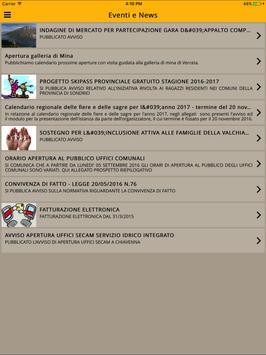 Comune di Verceia screenshot 11