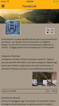Comune di Verceia screenshot 3