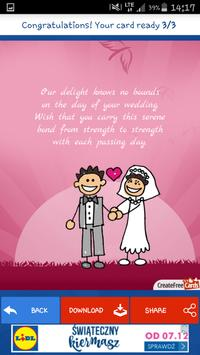 Make a Wedding cards apk screenshot