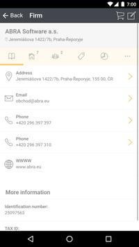 ABRA CRM screenshot 4