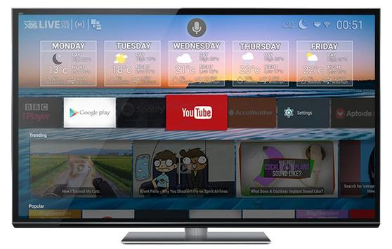 TV Box Launcher - DigiSender XDS Live OS for Android - APK Download