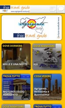 Agrigento Sicily Travel Guide apk screenshot