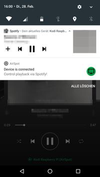 AirSpot - AirPlay + DLNA for Spotify (trial) screenshot 4