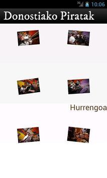 Donostiako Piratak 2012 apk screenshot