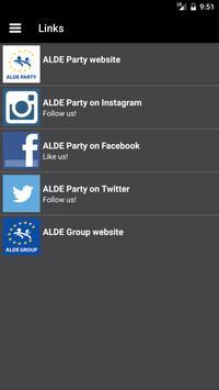 ALDE Party Congress - 2016 apk screenshot