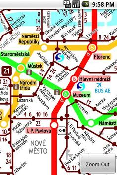 Prague Transit Maps screenshot 1
