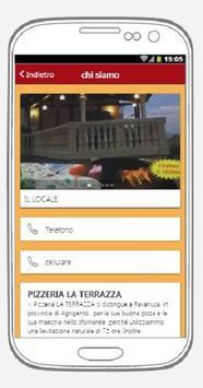 PIZZERIA LA TERRAZZA RAVANUSA apk screenshot