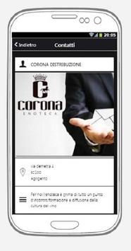 ENOTECA CORONA apk screenshot