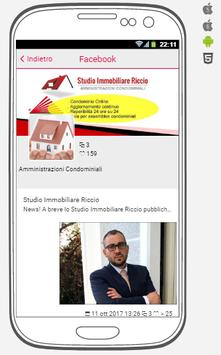 Studio Immobiliare Riccio screenshot 2