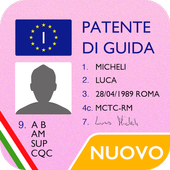 Quiz Patente 2018 Nuovo - Divertiti con la Patente icon