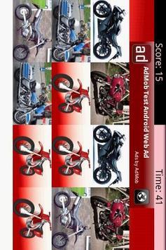 Bike Memory poster